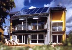 Weber Null-Energie-Haus