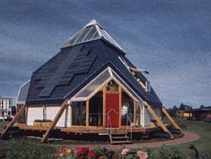 Drehbares Terhorst-Haus