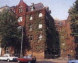 Klassische Fassadenbegrünung