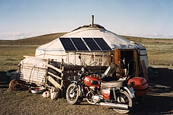 pv in mongolia