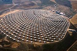 solarturmkraftwerk ps 10 spanien