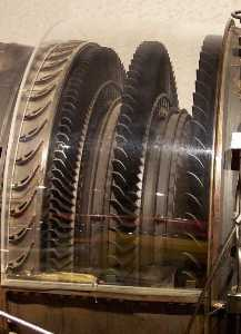 turbine stage ge j79
