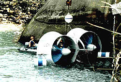UEK Doppelturbine