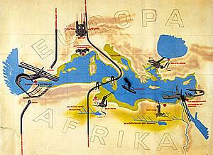 Detailpläne Atlantropa