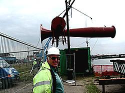 Rochester Venturi Pilotprojekt