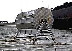 Atlantisstrom Gezeitenturbine