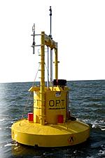 Power Buoy Wellenkraftwerk