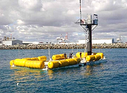 CETO I Wellenenergieanlage