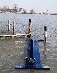 Floating Wave Generator