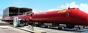 Pelamis Wellenkraftwerk