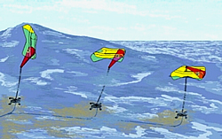 Grafik des Duckdiver