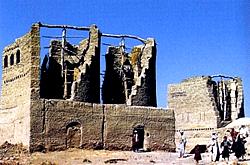 Alte Windmühlen in Karasan