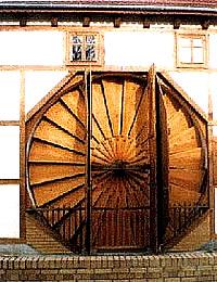 Scheunenwindmühle
