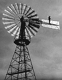 Klassischer Vielblatt-Rotor