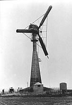 3-Blatt Rotor in Gedser