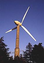 Tvind-Windmühle