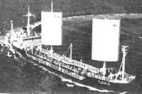 Segelfrachter Shin Aitoku Maru