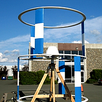 Wind Sail Rotor