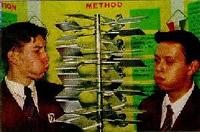 Rotor beim Jugend forscht-Wettbewerb