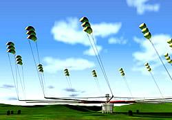 Wind Kite Generator Grafik