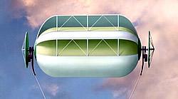Energieballon Magenn Air Rotor System