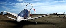 Schlaufen-Rotor Flugzeug
