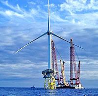 Offshore Repower 5 M  Groß-Windkraftanlage