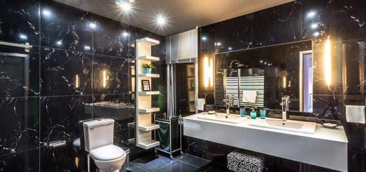 LED Einbaustrahler für das Badezimmer sparen Energie - erneuerbare ...