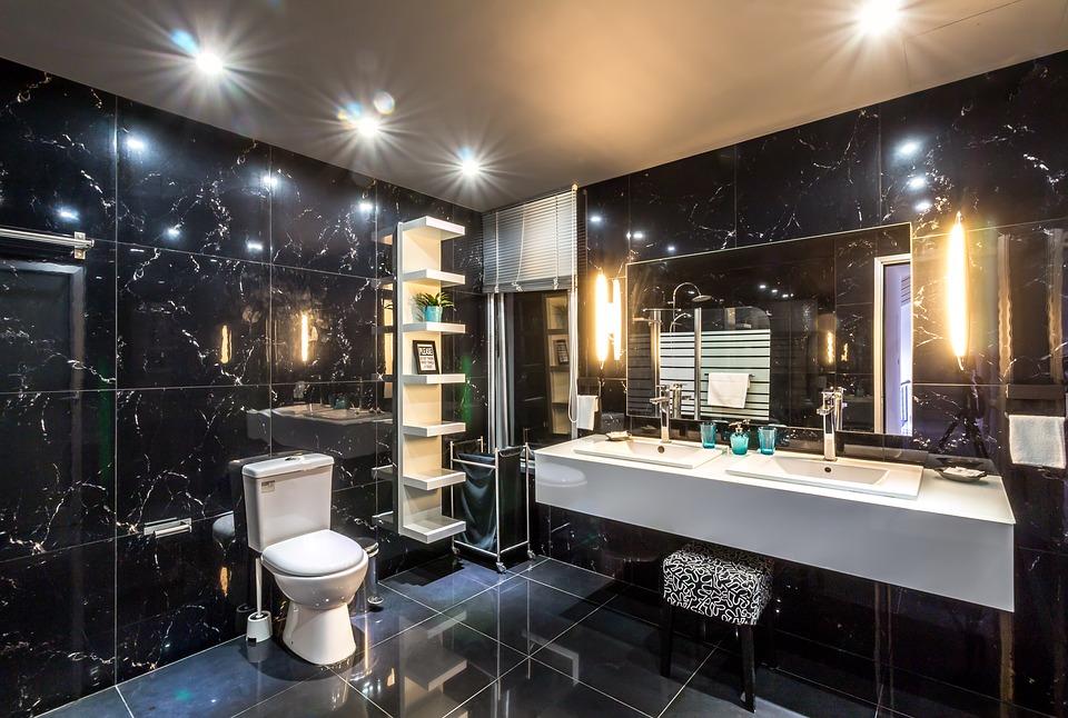 LED Einbaustrahler für das Badezimmer sparen Energie ...